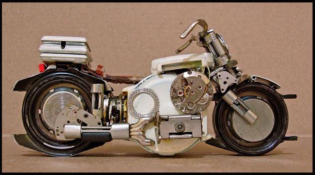 Motociclete din ceasuri - Poza 17