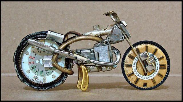 Motociclete din ceasuri - Poza 18