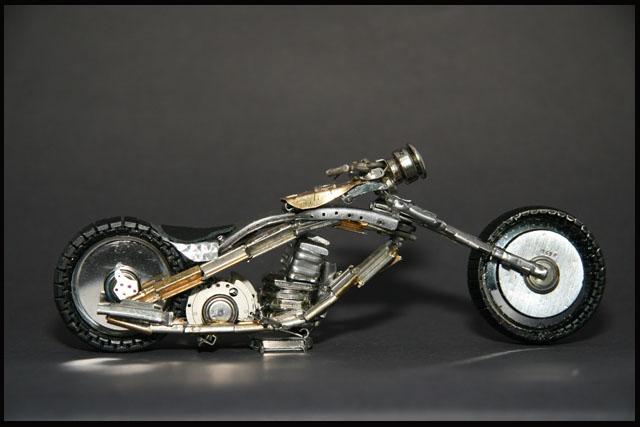Motociclete din ceasuri - Poza 3