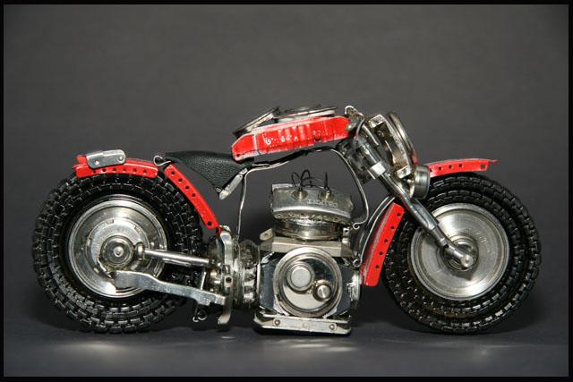 Motociclete din ceasuri - Poza 5