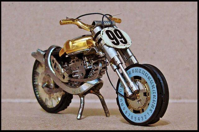 Motociclete din ceasuri - Poza 7