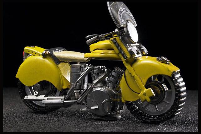 Motociclete din ceasuri - Poza 8