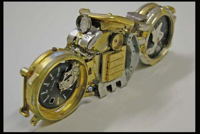 Motociclete din ceasuri - Poza 9