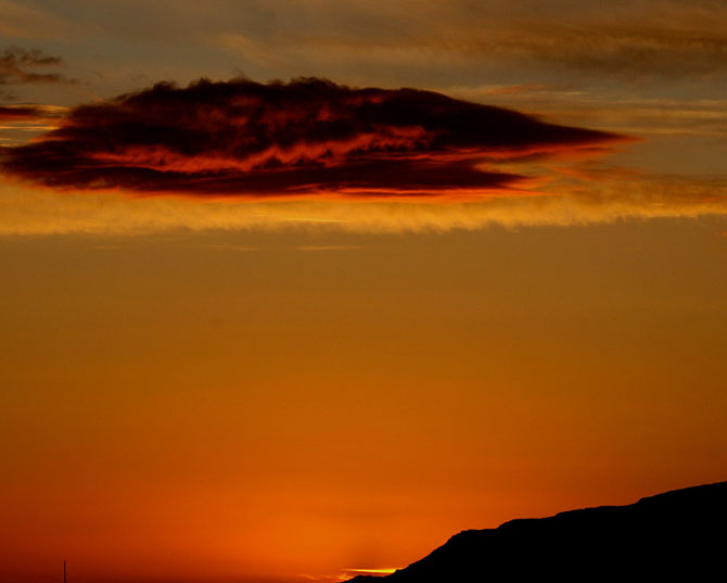 33 de poze extraordinare cu nori - Poza 1