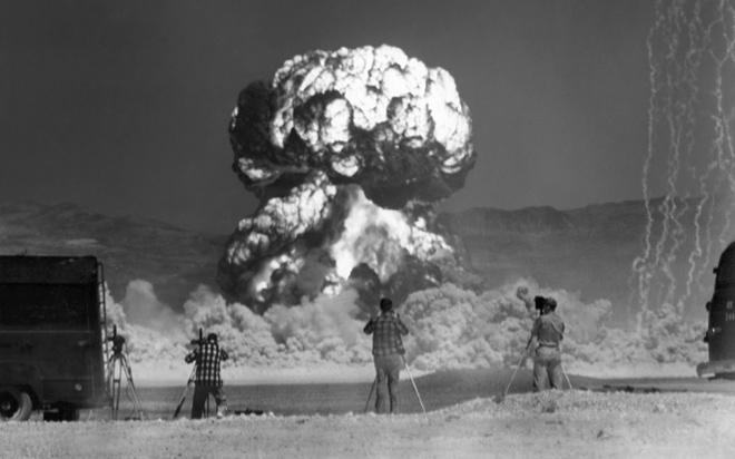 Must read: Cum au fost fotografiate bombele atomice