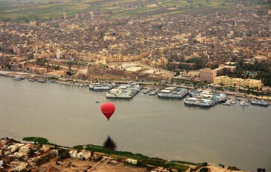 Cu balonul deasupra Egiptului - Poza 13