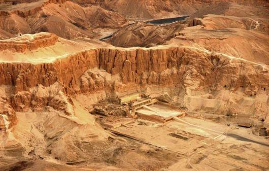 Cu balonul deasupra Egiptului - Poza 18