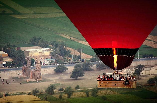 Cu balonul deasupra Egiptului - Poza 3