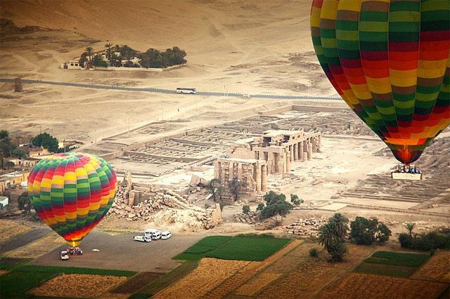 Cu balonul deasupra Egiptului - Poza 7
