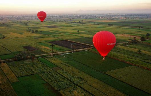 Cu balonul deasupra Egiptului - Poza 8