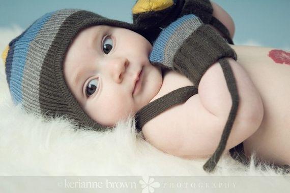 50+ poze cu bebei - Poza 49