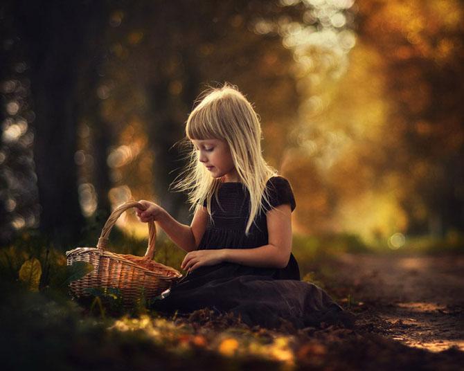 Portrete de copii in fotografii de Magdalena Berny - Poza 1