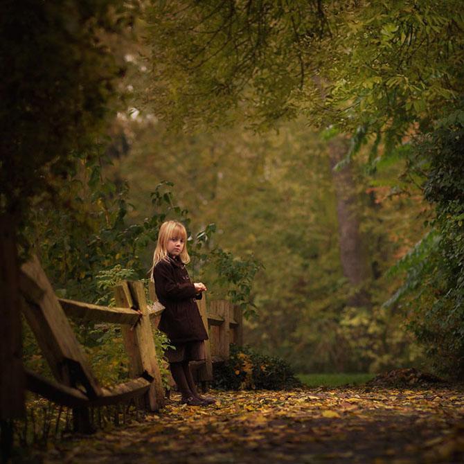 Portrete de copii in fotografii de Magdalena Berny - Poza 10