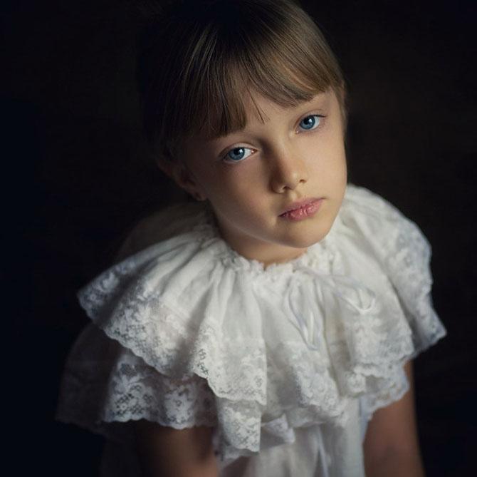 Portrete de copii in fotografii de Magdalena Berny - Poza 11