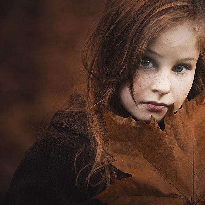 Portrete de copii in fotografii de Magdalena Berny - Poza 12