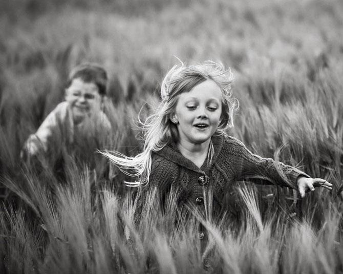 Portrete de copii in fotografii de Magdalena Berny - Poza 14