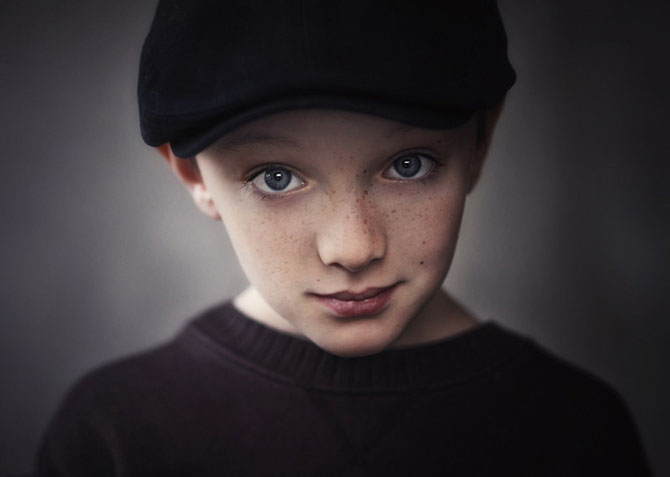 Portrete de copii in fotografii de Magdalena Berny - Poza 15
