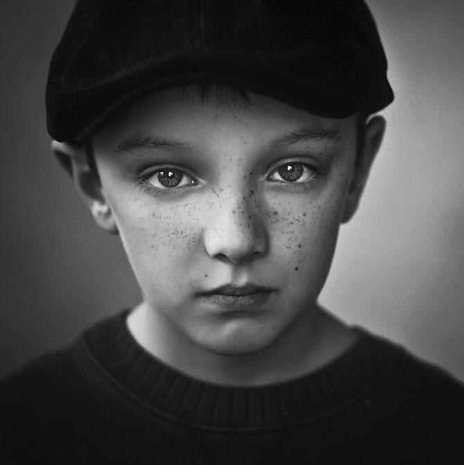 Portrete de copii in fotografii de Magdalena Berny - Poza 17