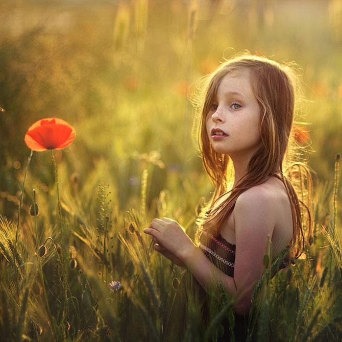 Portrete de copii in fotografii de Magdalena Berny - Poza 18
