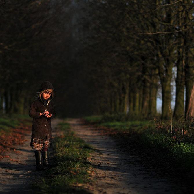 Portrete de copii in fotografii de Magdalena Berny - Poza 21