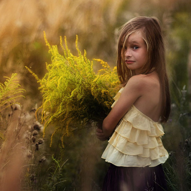 Portrete de copii in fotografii de Magdalena Berny - Poza 22