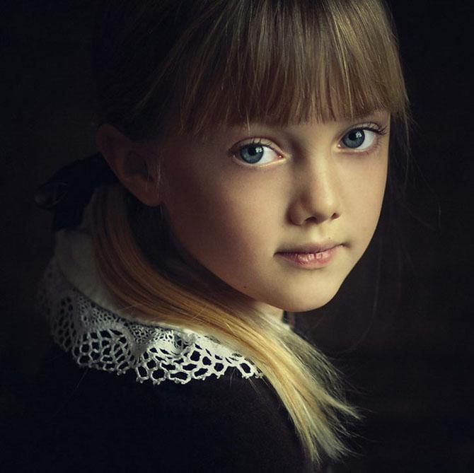 Portrete de copii in fotografii de Magdalena Berny - Poza 23