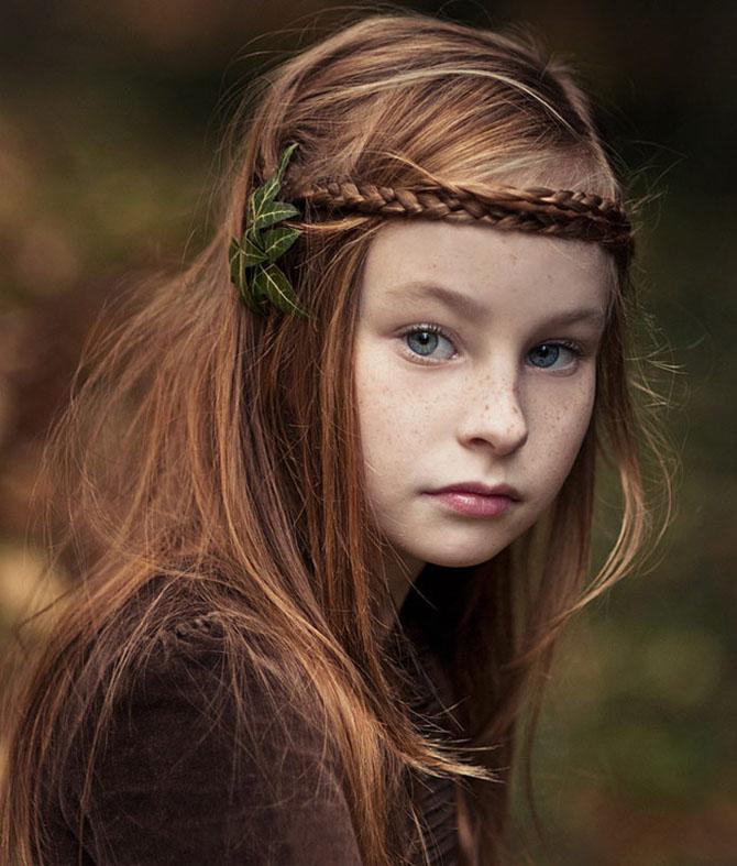 Portrete de copii in fotografii de Magdalena Berny - Poza 24