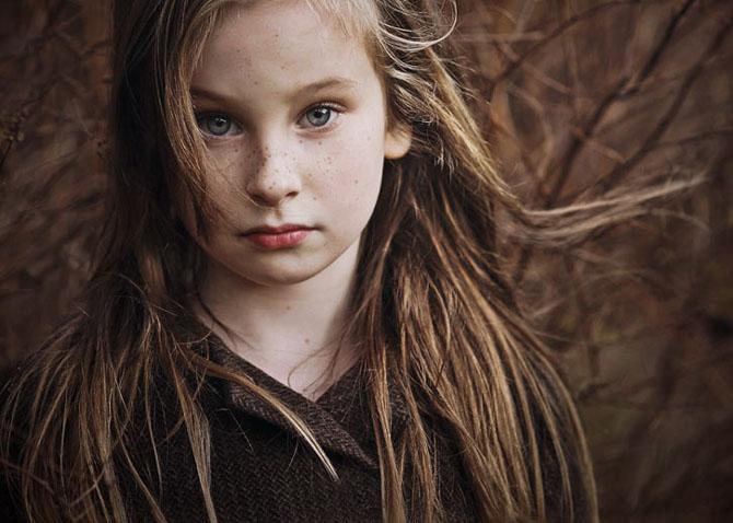 Portrete de copii in fotografii de Magdalena Berny - Poza 3