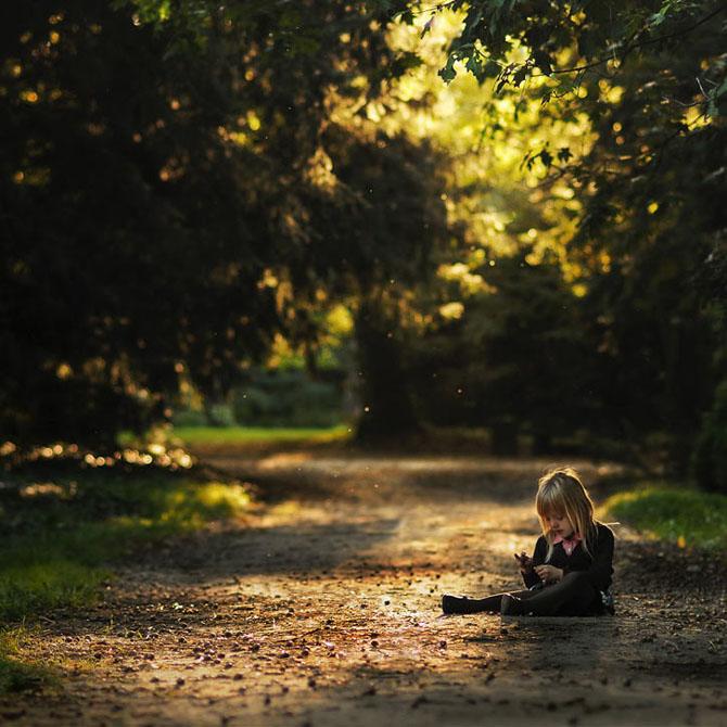 Portrete de copii in fotografii de Magdalena Berny - Poza 4