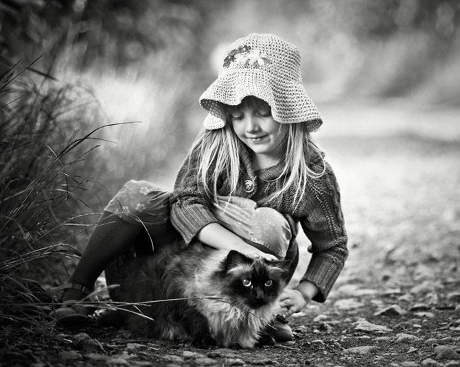 Portrete de copii in fotografii de Magdalena Berny - Poza 6