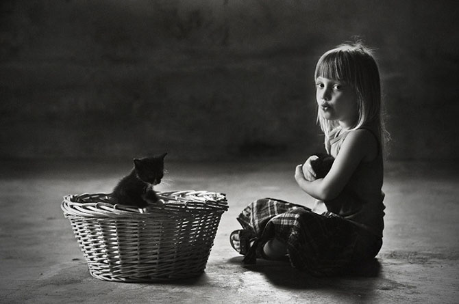 Portrete de copii in fotografii de Magdalena Berny - Poza 8