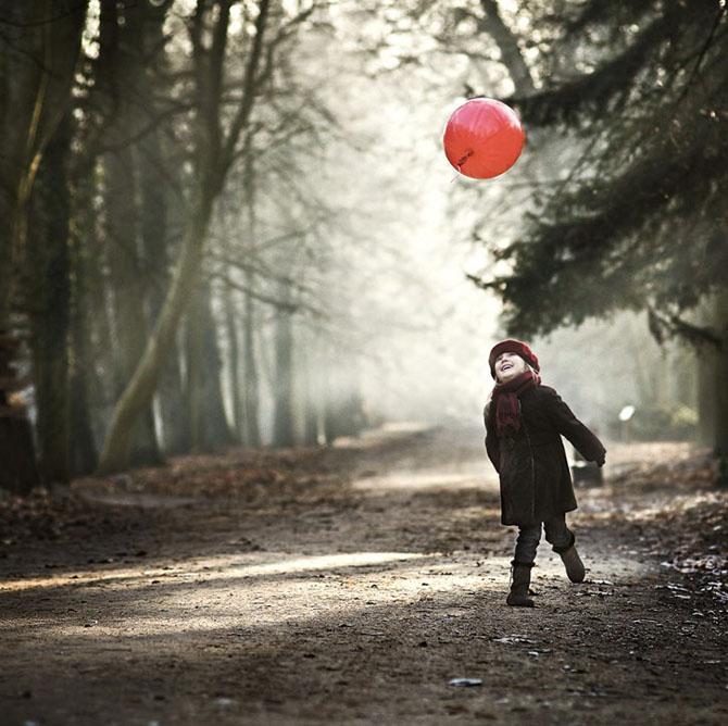 Portrete de copii in fotografii de Magdalena Berny - Poza 9