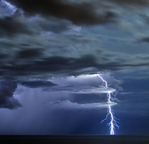 39 de fotografii uimitoare ale fulgerelor - Poza 1