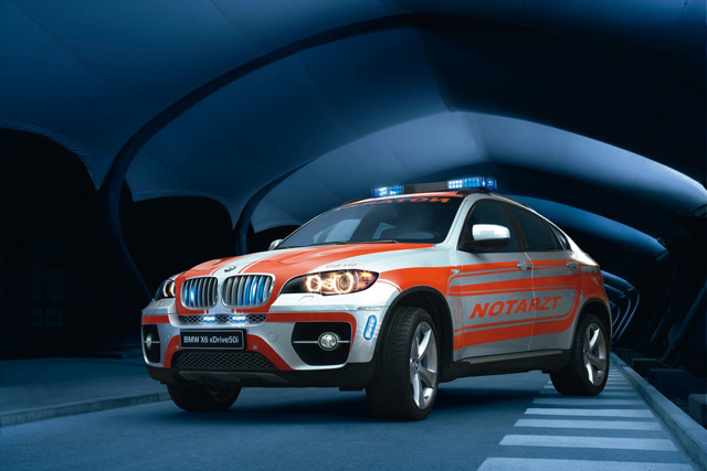 Ambulanta BMW X6 - Poza 1