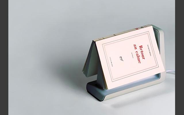 Lampa sensibila la carti - Poza 2