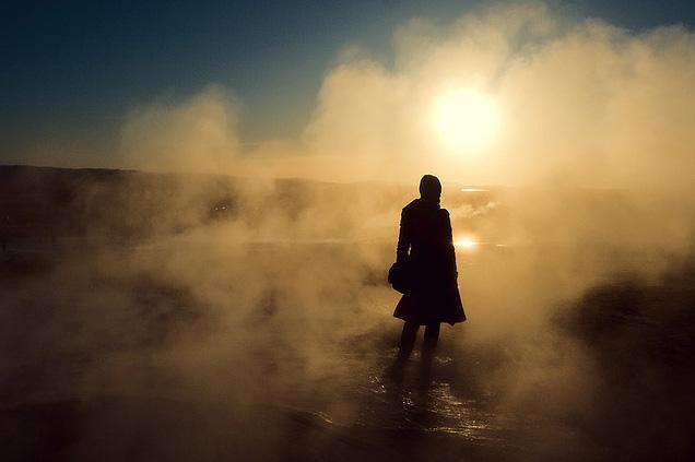 Cand lumina vine din spate: 30 de fotografii grozave! - Poza 2