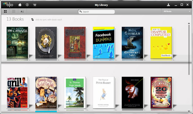 Free download: Blio, un excelent Ebook reader - Poza 1