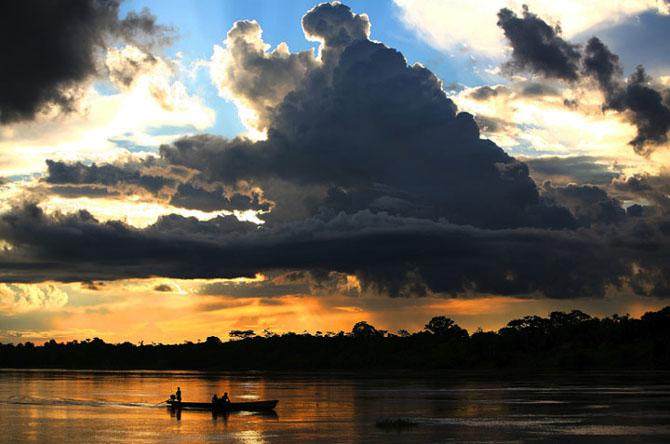 33 de poze extraordinare cu nori - Poza 5