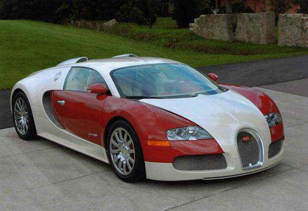 Bugatti Veyron Pegaso Edition - Poza 1