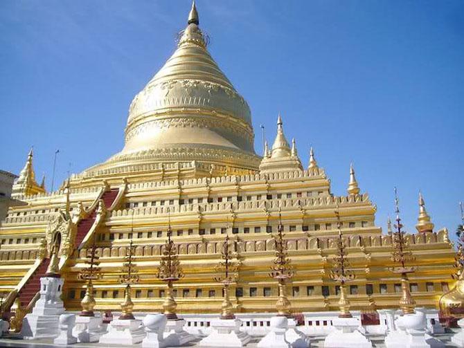 Burma, un taram fascinant - Poza 1