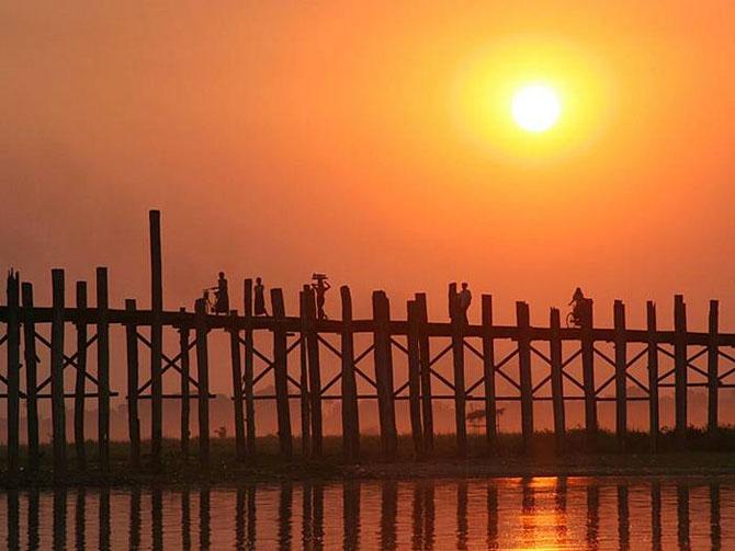 Burma, un taram fascinant - Poza 10