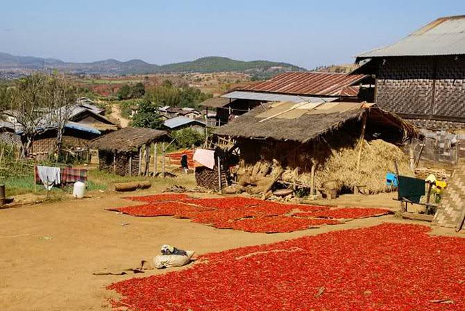 Burma, un taram fascinant - Poza 12