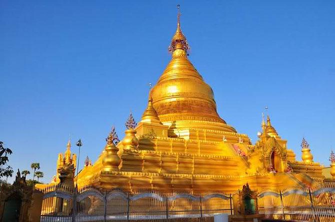 Burma, un taram fascinant - Poza 13