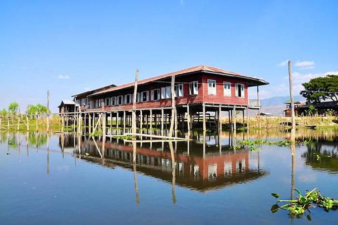 Burma, un taram fascinant - Poza 14