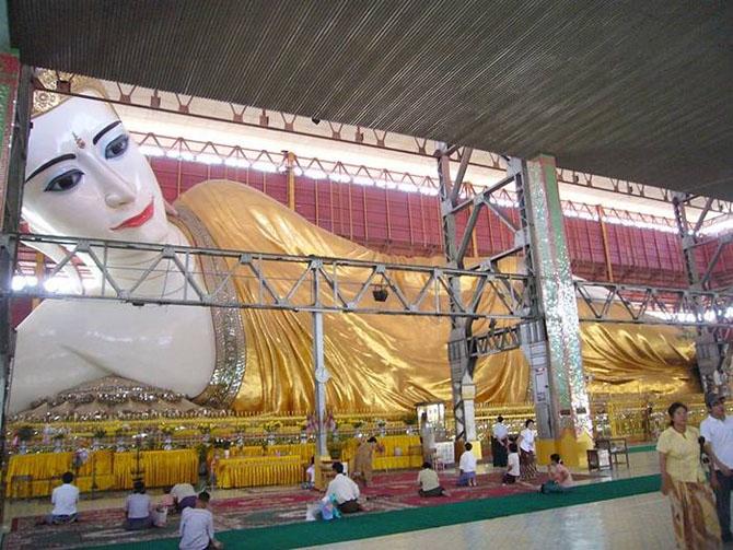 Burma, un taram fascinant - Poza 16