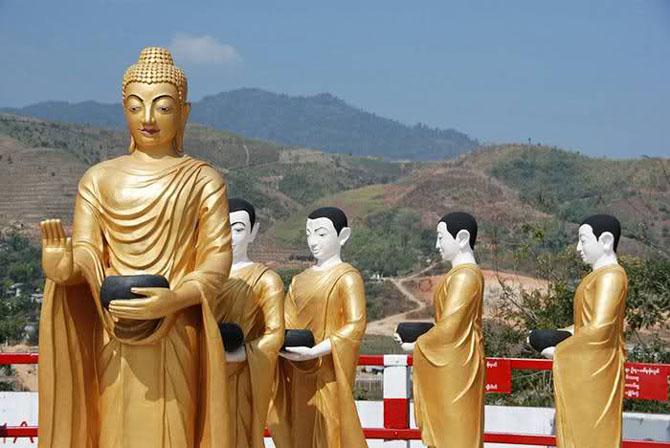 Burma, un taram fascinant - Poza 2