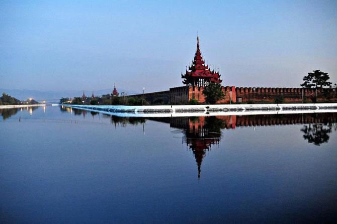 Burma, un taram fascinant - Poza 25