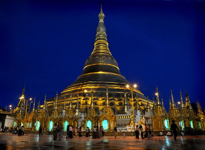 Burma, un taram fascinant - Poza 28