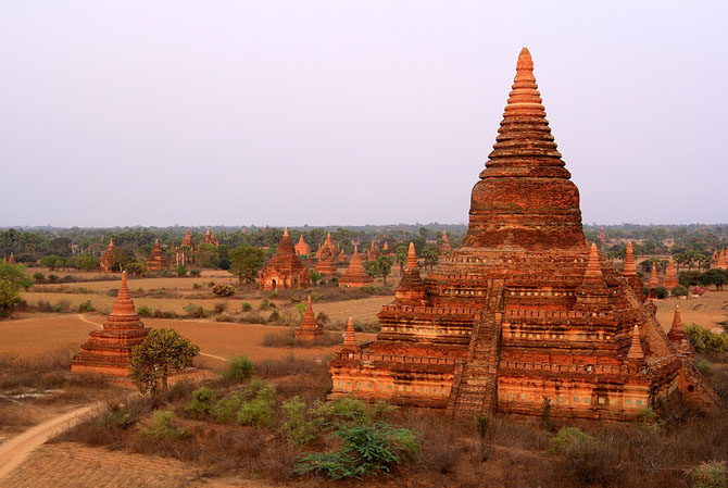 Burma, un taram fascinant - Poza 29