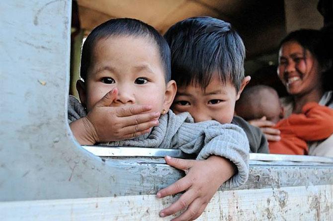 Burma, un taram fascinant - Poza 3